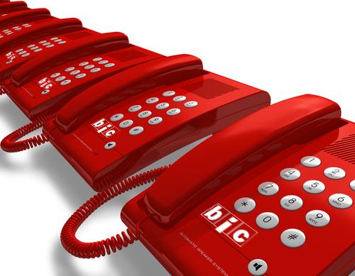 Telefoons Bic